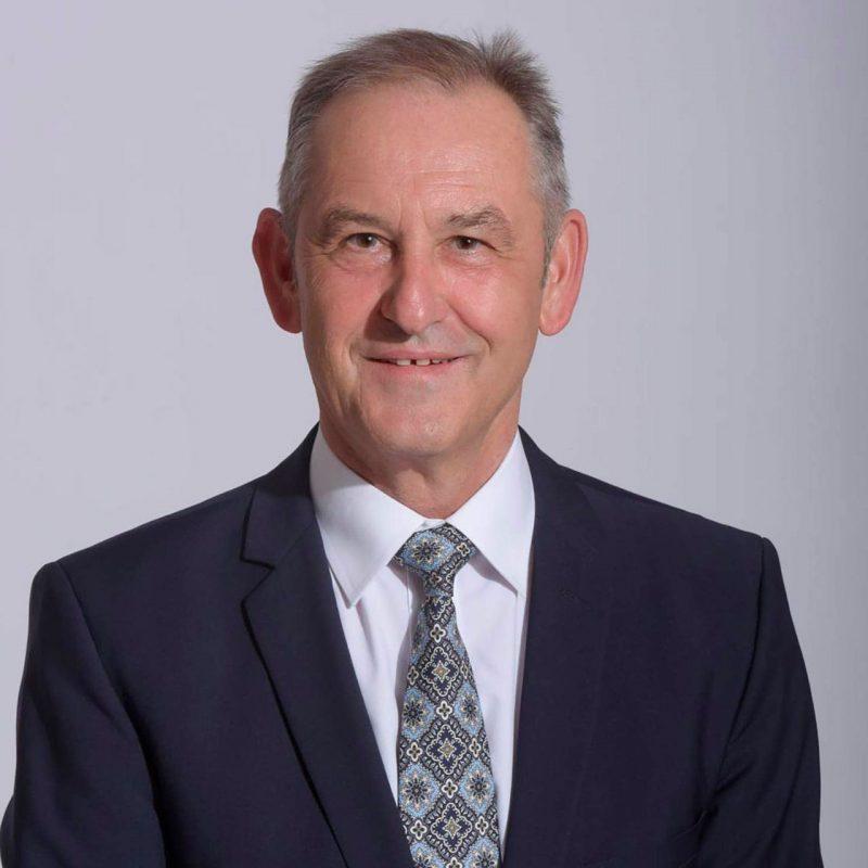 Ludwig Artinger kandidiert für das Amt des Oberbürgermeisters in Regensburg