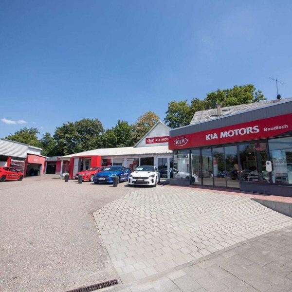Regensburg: Autohaus Baudisch erweitert sein Angebot Langjähriger KIA-Vertragspartner ist jetzt zusätzlich auch EU-Neuwagen-Center Regensburg, spezialisiert auf die Marke KIA.