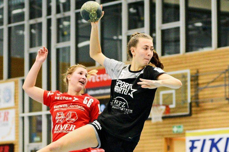 """Stefan von Frankenberg führt die Handball-Damen des ESV 1927 Regensburg an die Spitze der 3. Liga Süd """"Das perfekte Spiel wird es wohl nie geben"""""""