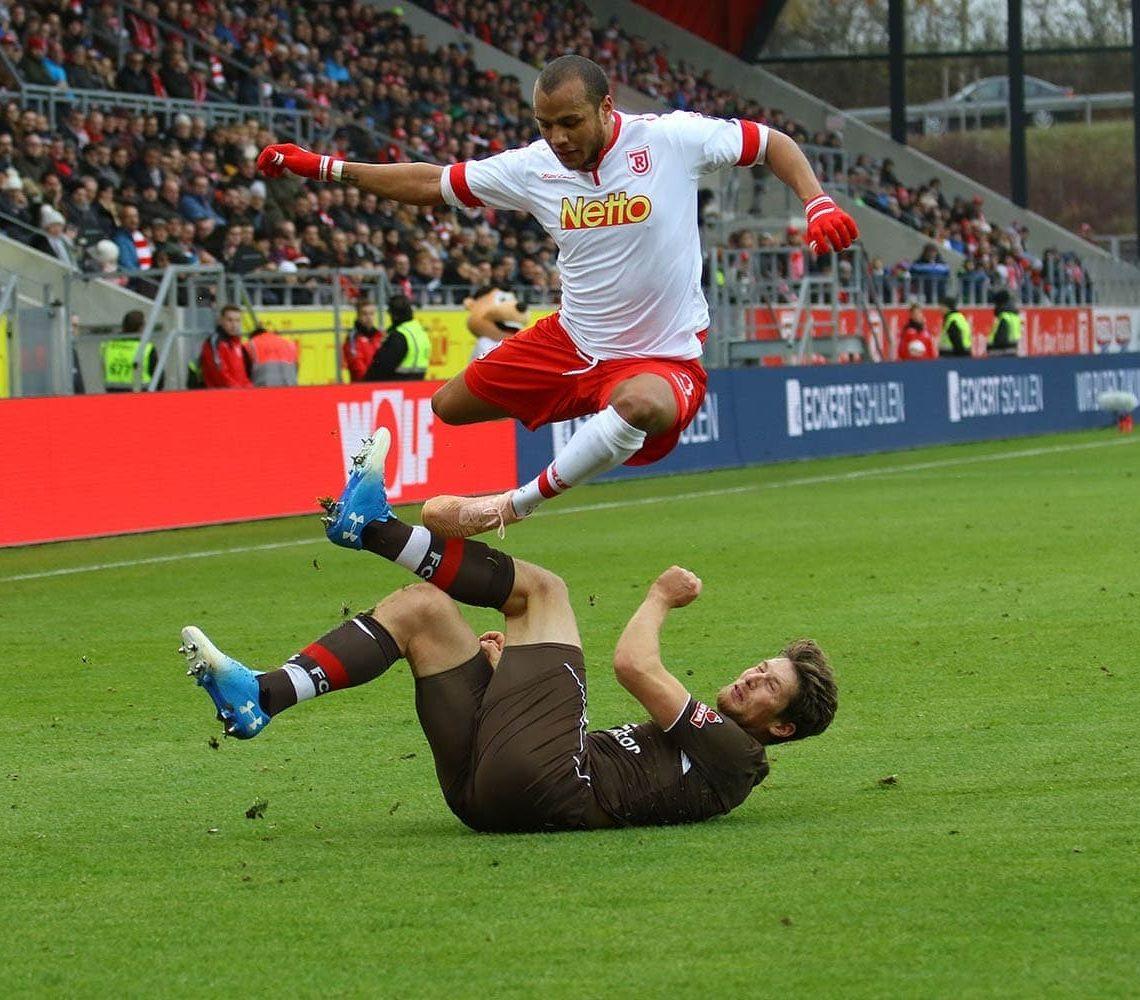 Formschwacher FC St. Pauli kommt zum SSV Jahn Regensburg Jahn will es besser machen
