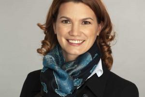 Neujahrsgruß von Tanja Schweiger, Landrätin des Landkreises Regensburg, im Blizz Regensburg