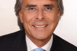 Neujahrsgruß von Axel Bartelt, Präsident der Regierung der Oberpfalz, im Blizz Regensburg