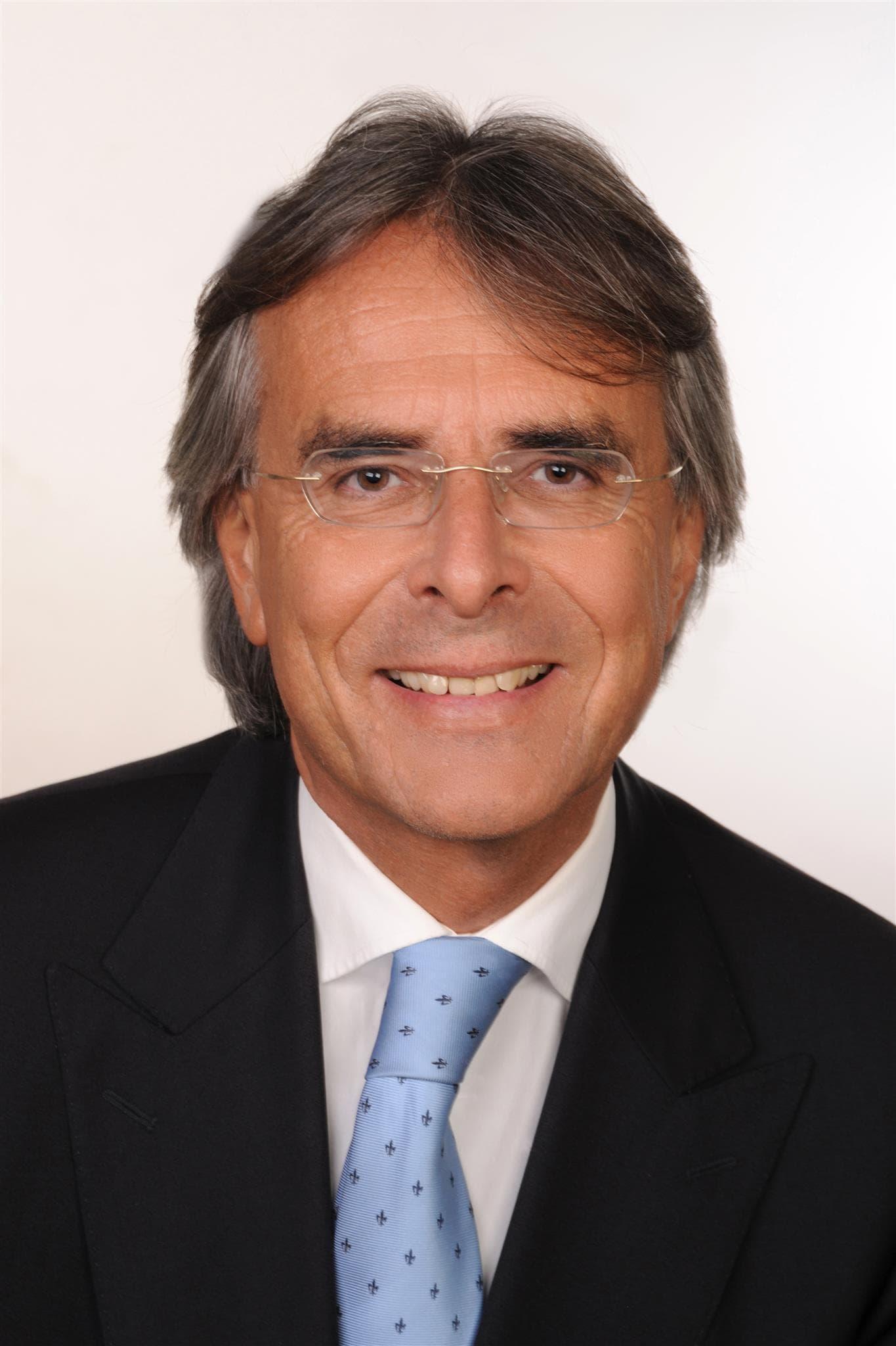 Neujahrsgruß von Axel Bartelt, Präsident der Regierung der Oberpfalz, im Blizz Regensburg Liebe Leserinnen und Leser