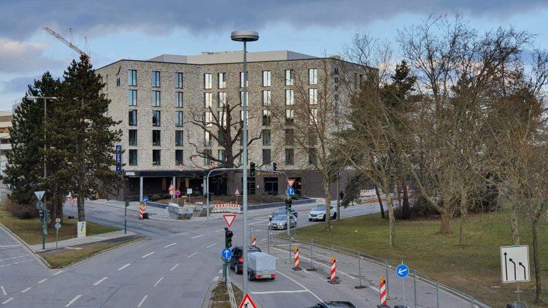 Stobäusplatz HOtel