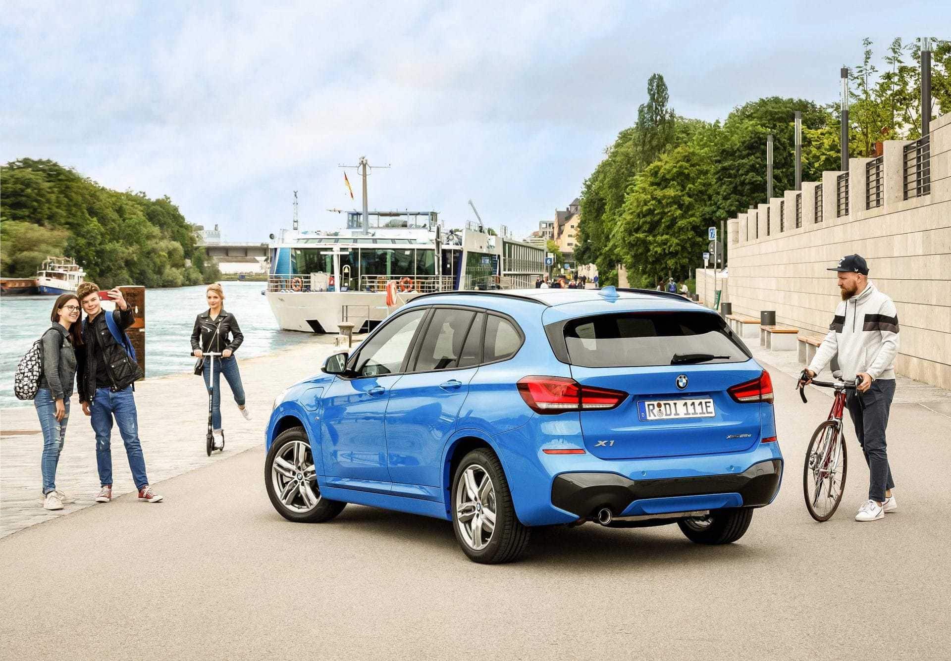 BMW Werk Regensburg baut zwei Hybridmodelle Riesige Investition leitet neue Ära beim Autobauer ein