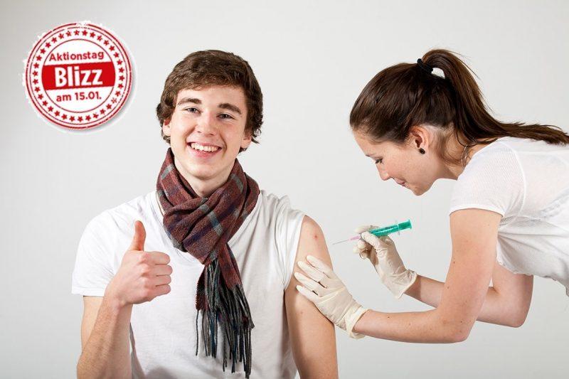 Ein Pieks gegen Krebs und Genitalwarzen HPV-Impfung kann vor verschiedenen Krebsarten schützen