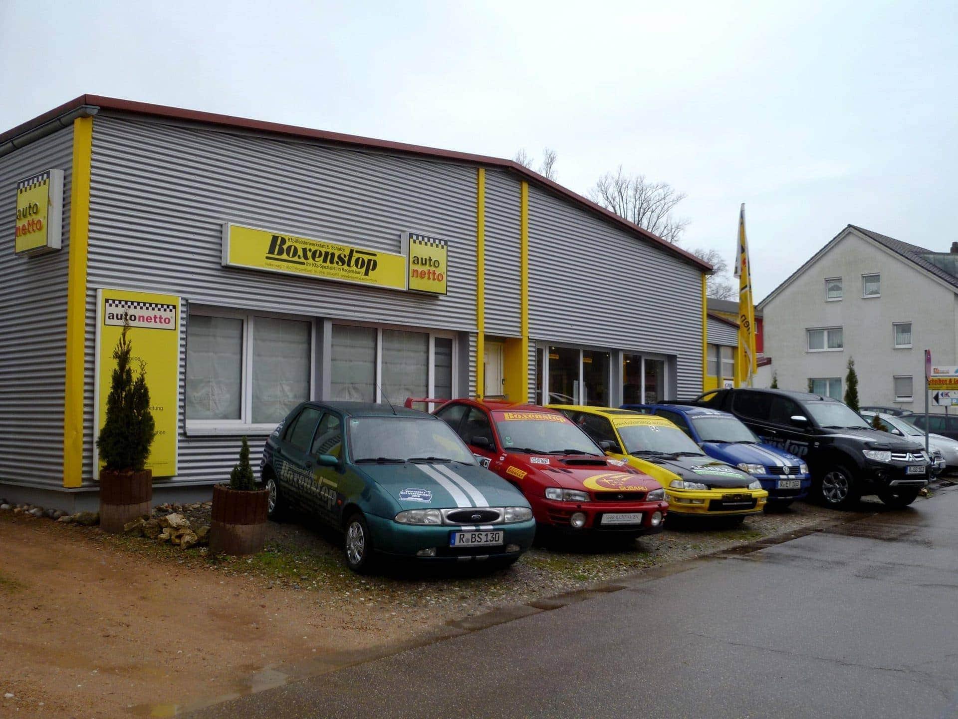 """Zum fünften Mal in Folge """"Werkstatt des Vertrauens"""" Regensburger Kfz-Meisterwerkstatt """"Boxenstop"""" ist top"""