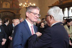 Dieter Daminger seit Jahresbeginn in Ruhestand ehemals Wirtschaftsreferent