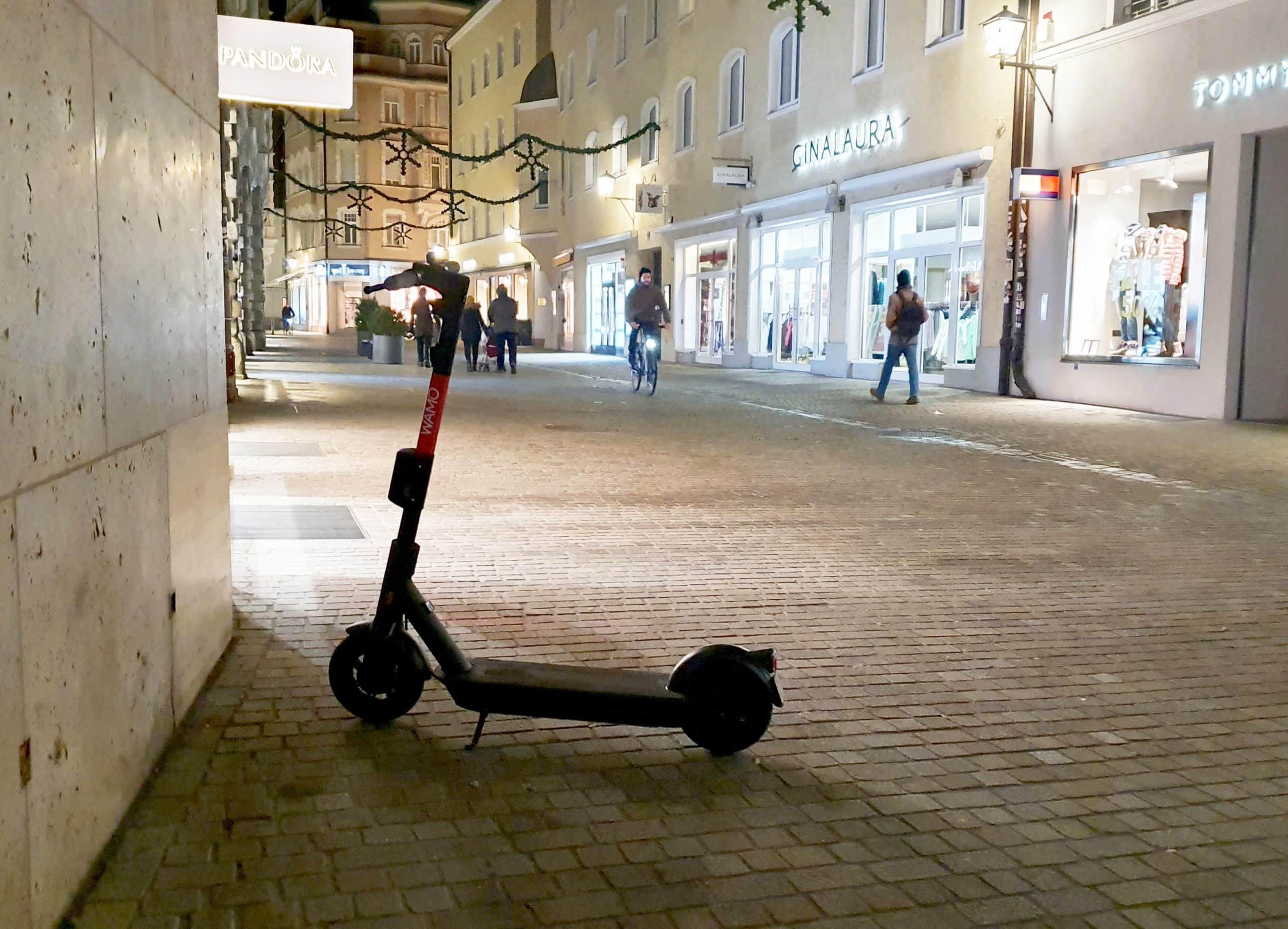 Die Elektro-Scooter sind da! Verleihsystem jetzt auch in Regensburg