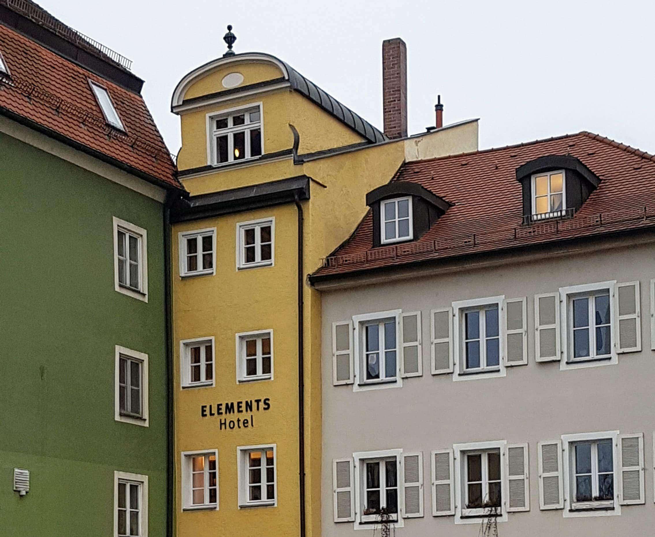 Das Elements Hotel am Alten Kornmarkt