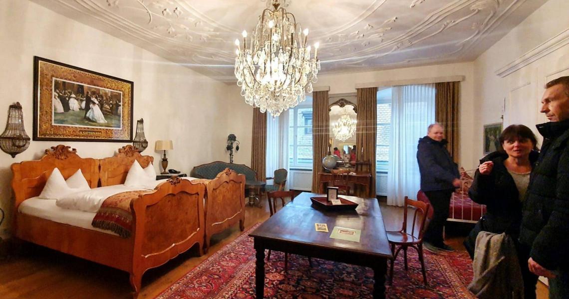 Bildergalerie: Blick in fremde Betten Tag der offenen Hotels in Regensburg