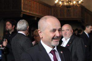 Jahn-Präsident Hans Rothammer