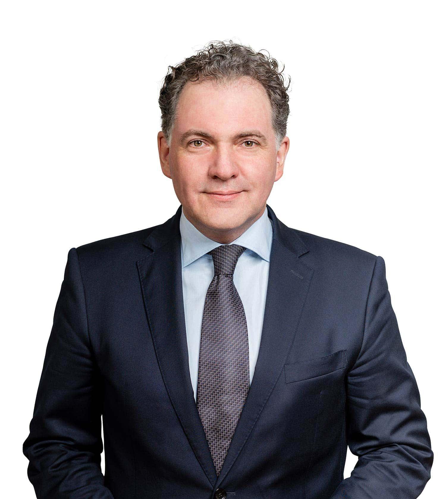 """Horst Meierhofer ist Oberbürgermeister-Kandidat für die FDP in Regensburg """"Die Stadt braucht einen Neustart"""""""