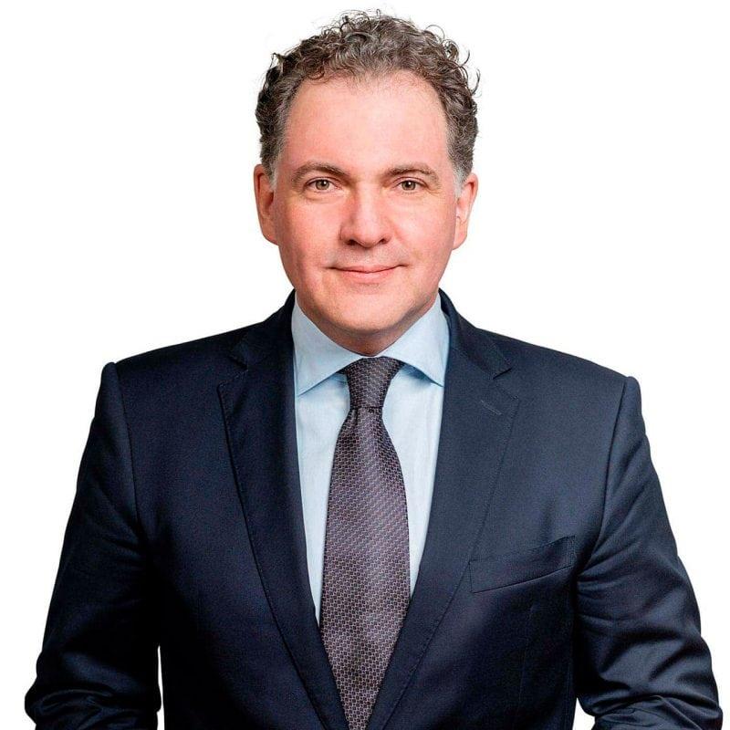 Horst Meierhofer kandidiert für das Amt des Oberbürgermeisters in Regensburg