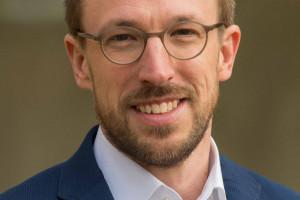 Benedikt Suttner ist OB-Kandidat für die ÖDP in Regensburg