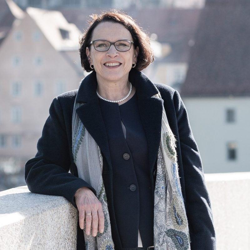 Gertrud Maltz-Schwarzfischer spd