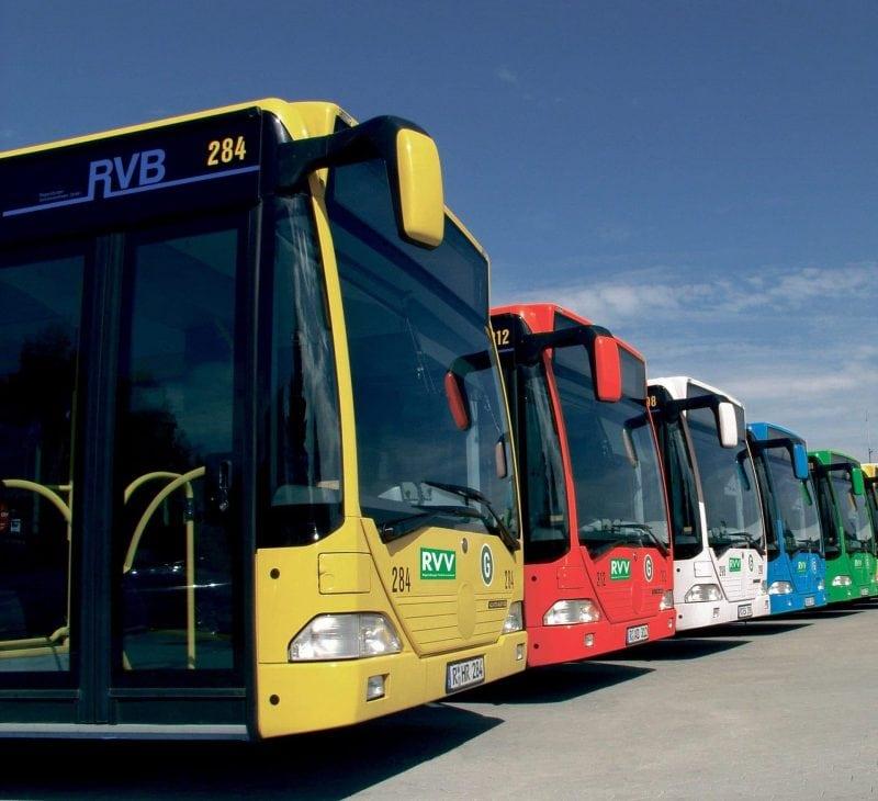 RVV busflotte