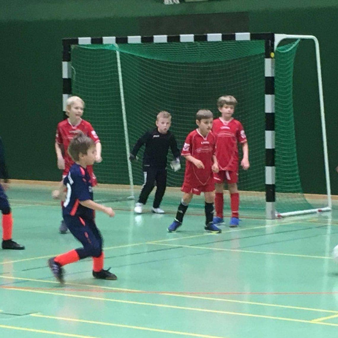 Regensburger Hallentage 2020 des SV Sallern in der Nordhalle Drei Tage Hallenfußball für Groß und Klein