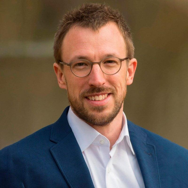 Benedikt Suttner kandidiert für das Amt des Oberbürgermeisters in Regensburg