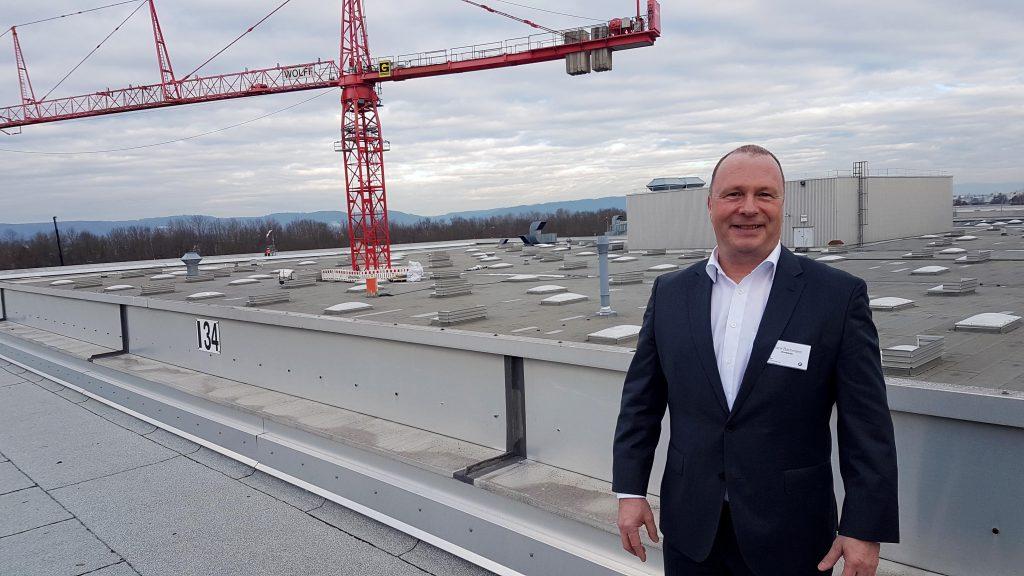 BMW Werkleiter Frank Bachmann