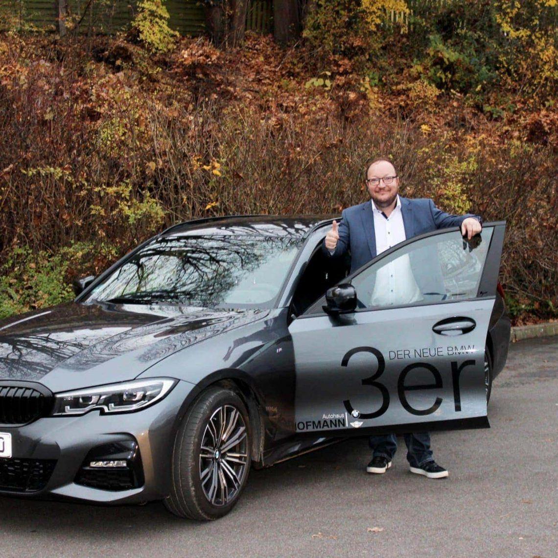 Blizz-Testfahrt: BMW 3er Touring kombiniert Sportlichkeit mit innovativer Vielseitigkeit Viel mehr als nur Mittelklasse