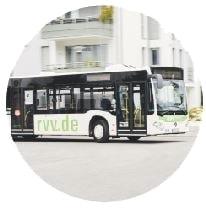 Regensburg: Die Busse fahren ab Montag wieder normal Ab 27. April Normalisierung des Busbetriebes im RVV mit geringen Einschränkungen