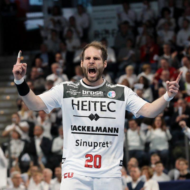 HC Erlangen: Mit großem Kampf zum Sieg gegen Balingen Blizz Leserreporter: Aufopferungsvoller Kampf gegen die HBW Balingen-Weilstetten