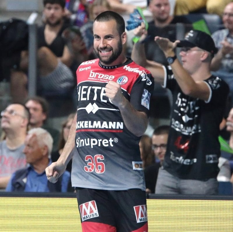 HC Erlangen und Florian von Gruchalla verlängern Vertrag Blizz Leserreporter: Florian von Gruchalla verlängert um ein weiteres Jahr