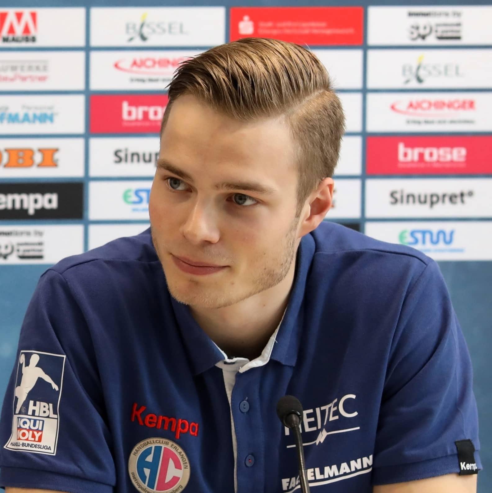 """Handball-Bundesliga: HC Erlangen empfängt Die Eulen Ludwigshafen Blizz Leserreporter: """"Wir werden uns für den Sieg zerreißen"""""""