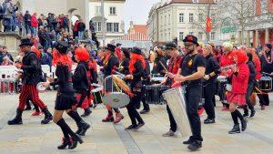 Jalapeños Percussion - Rhythmusgruppe aus Amberg