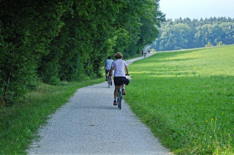 Radverkehrskonzept im Landkreis