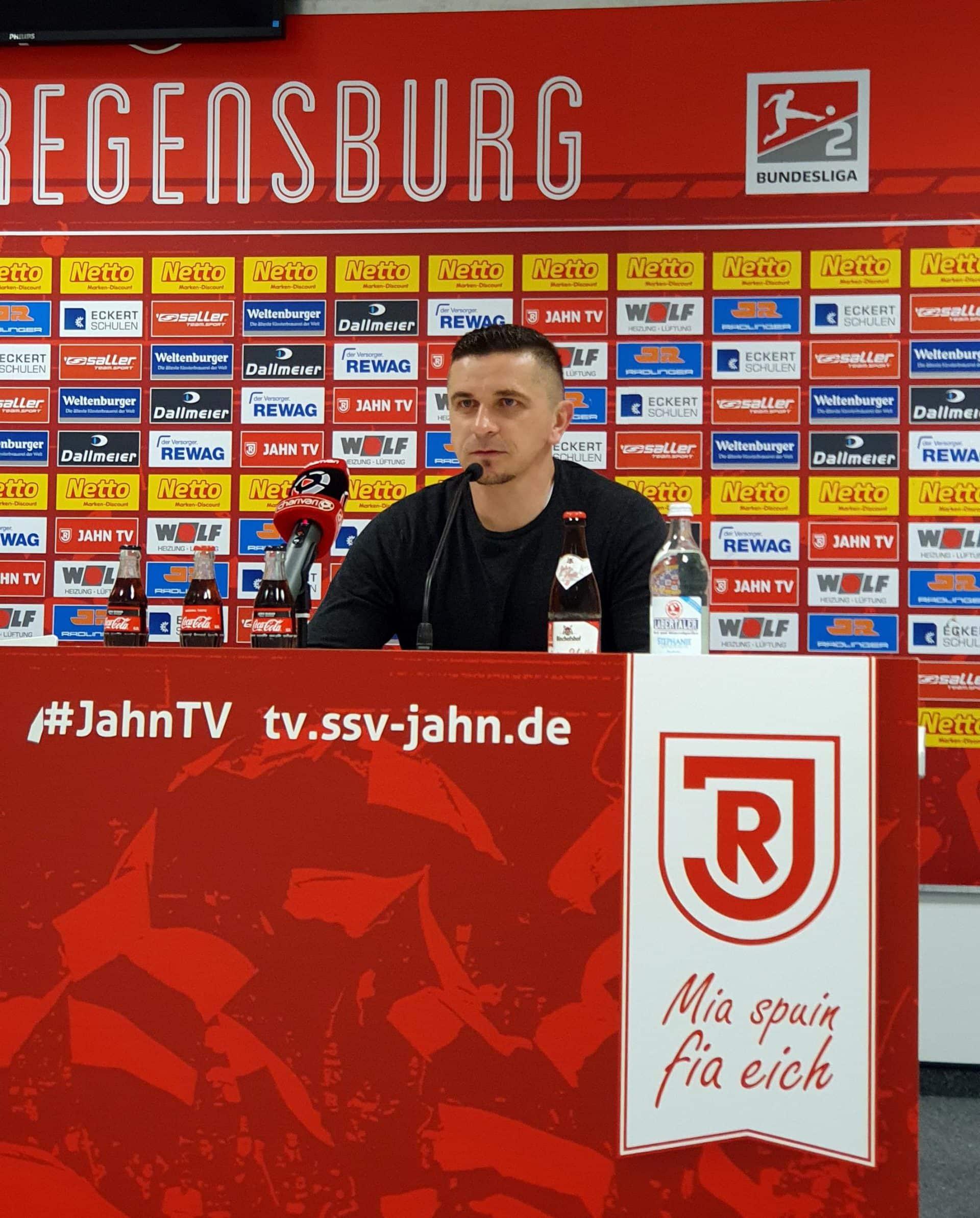 SSV: Aufrappeln nach historischer Pleite Bielefeld brachte die Jahnelf völlig aus dem Konzept / Neue Chance gegen Wiesbaden