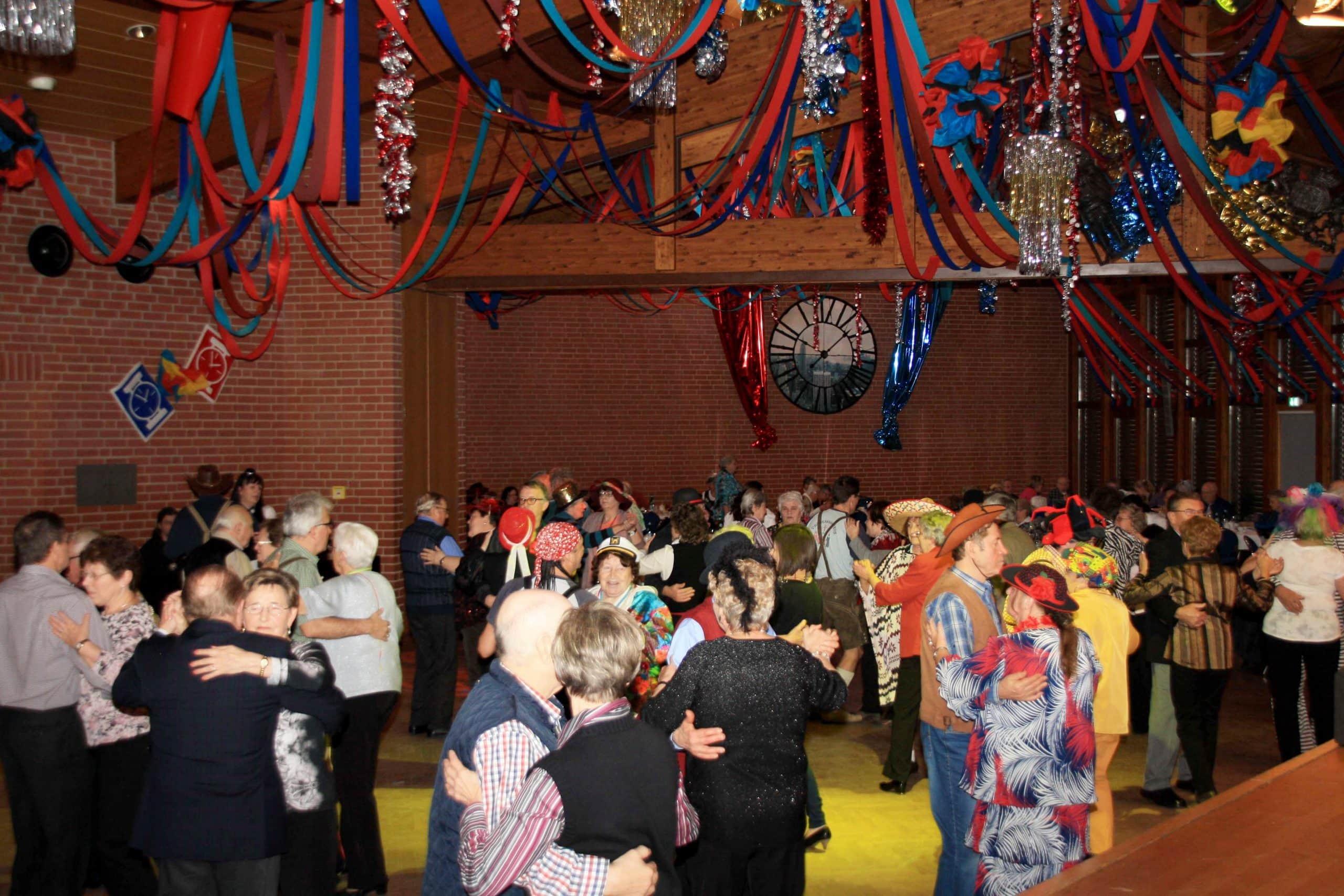 Fünfte Jahreszeit in Neutraubling Am 16.2. ist wieder Seniorenfasching