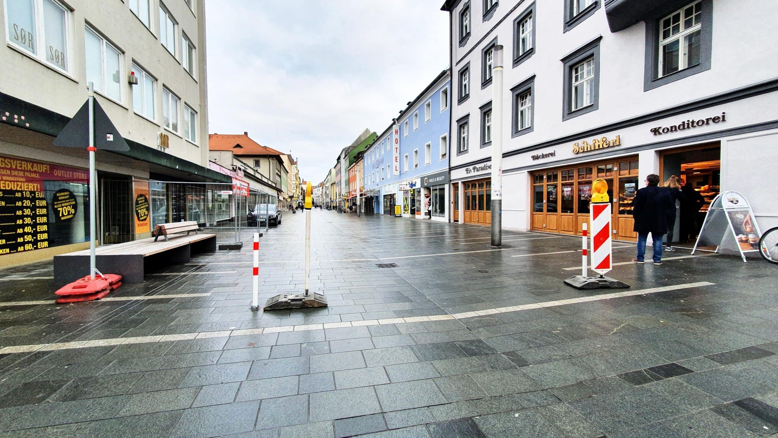 Verkehrsberuhigung beunruhigt Autofahrer Mit verstärkten Kontrollen u.a. am Domplatz will die Stadt durchgreifen