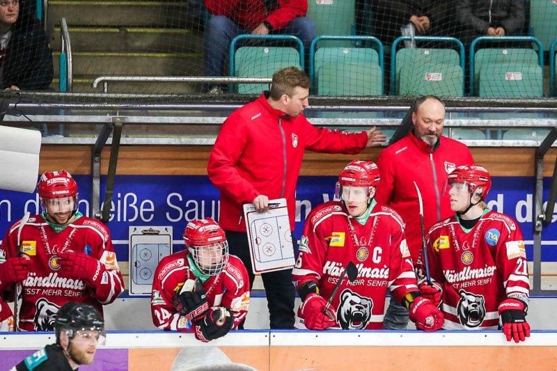 """Eisbären Regensburg so stark wie lange nicht mehr """"Entscheidend ist, was am Schluss rauskommt"""", mahnt Eishockey-Trainer Max Kaltenhauser"""
