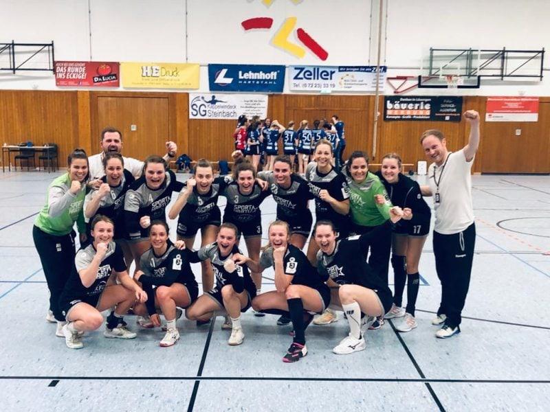 Goldbach/Kauer bleiben bis Saisonende Coaches der ESV-Handballdamen Aus Interimstrainern werden Trainer