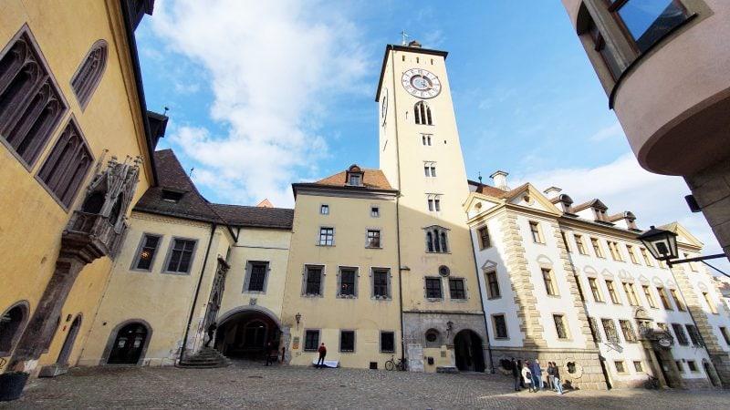 Regensburger Stadtrat 2020 Vertretung der Bürgerinnen und Bürger