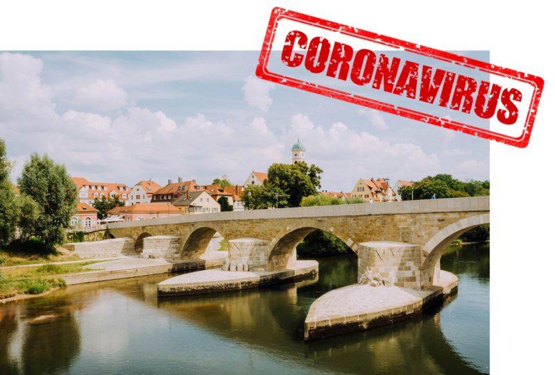 Regensburg: Pionierkaserne unter Quarantäne 56 neue positive Fälle von SARS-CoV-2 – Infizierten wurden sofort isoliert untergebracht – medizinische Versorgung sichergestellt