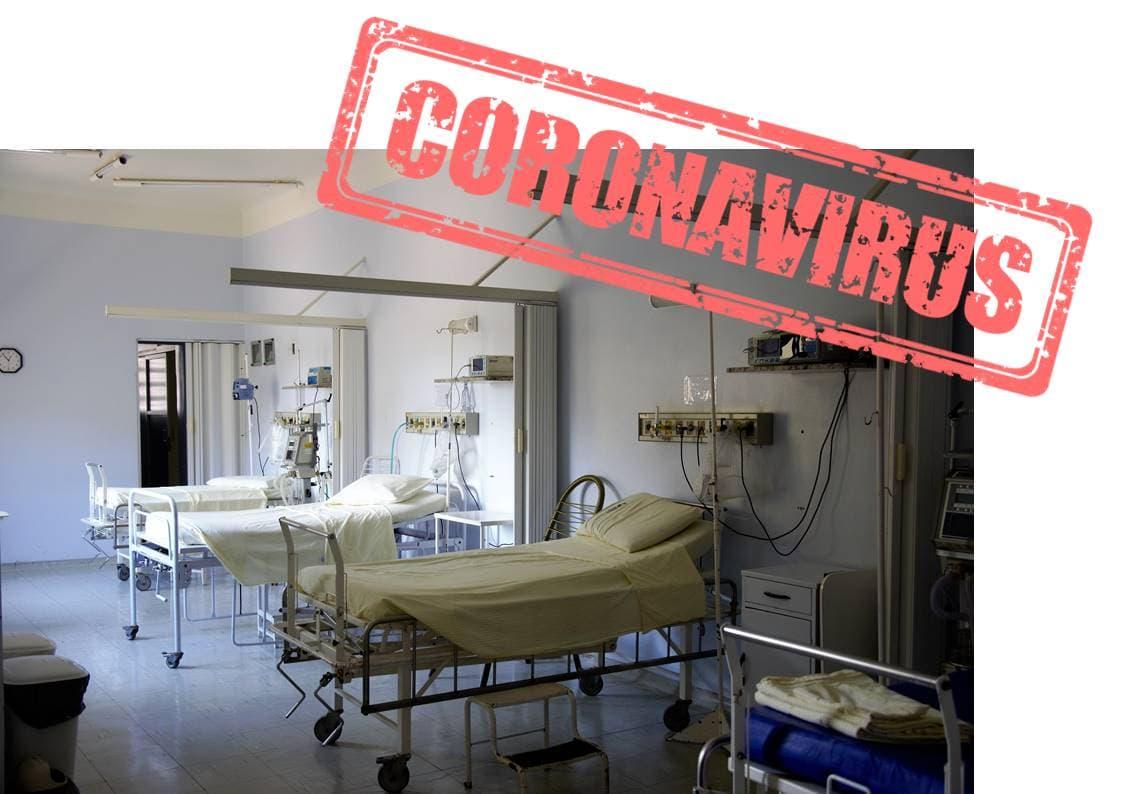 Coronavirus: Erster Infizierter am Uniklinium Fall wird getrennt von der normalen Patientenversorgung behandelt