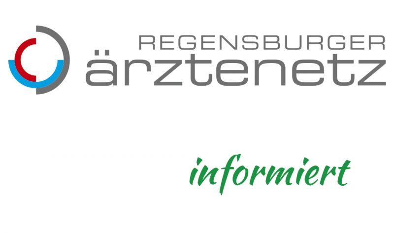 Regensburger Ärztenetz Informiert