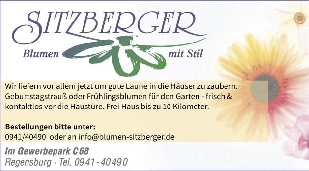 Blumen Sitzberger