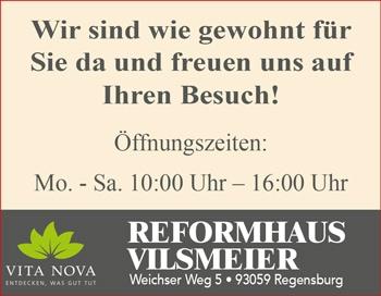Reformhaus Vilsmeier