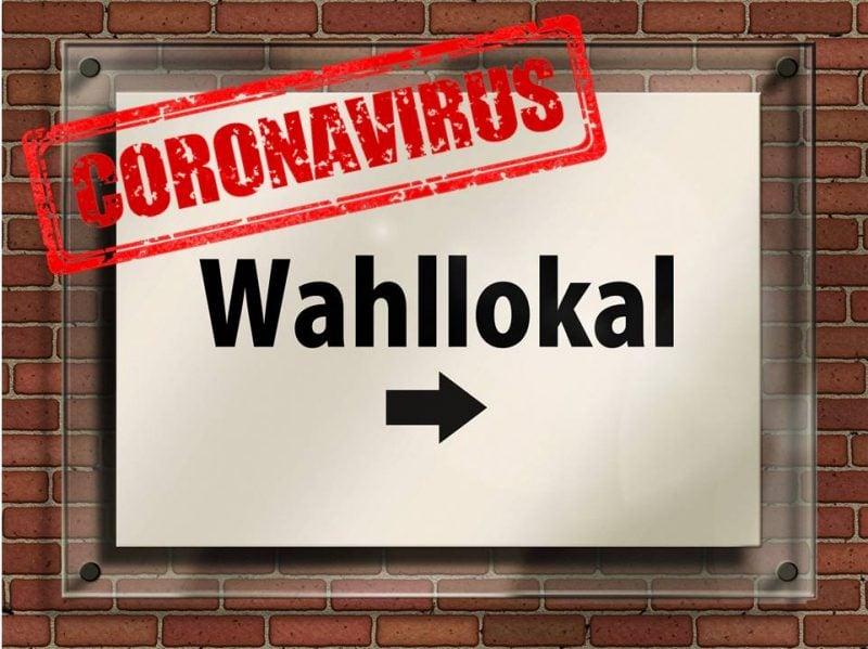 Coronavirus: Keine Gefährdung der Kommunalwahlen Auch nach dem ersten Todesfall in Bayern soll die Wahl am Sonntag stattfinden