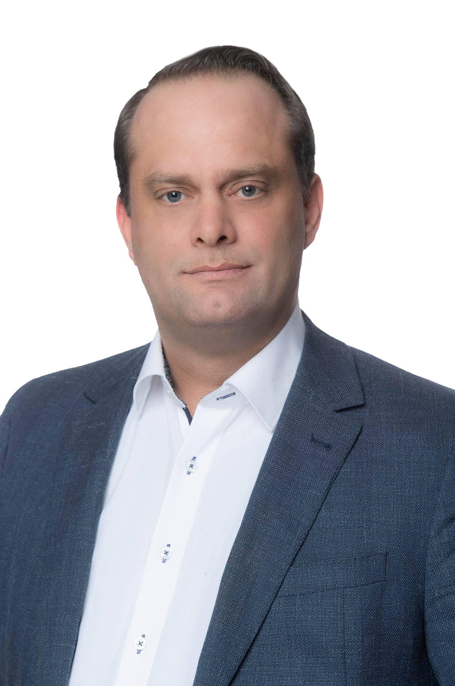 AfD - Erhard Brucker (47)  Unternehmer Foto: AfD/Brucker