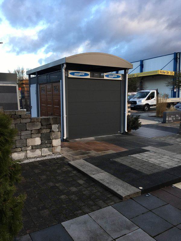 Sensationelle Frühjahrsaktion Garagen-Sektionaltore Bei Baustoff Kontor in Regensburg über 700 Euro sparen