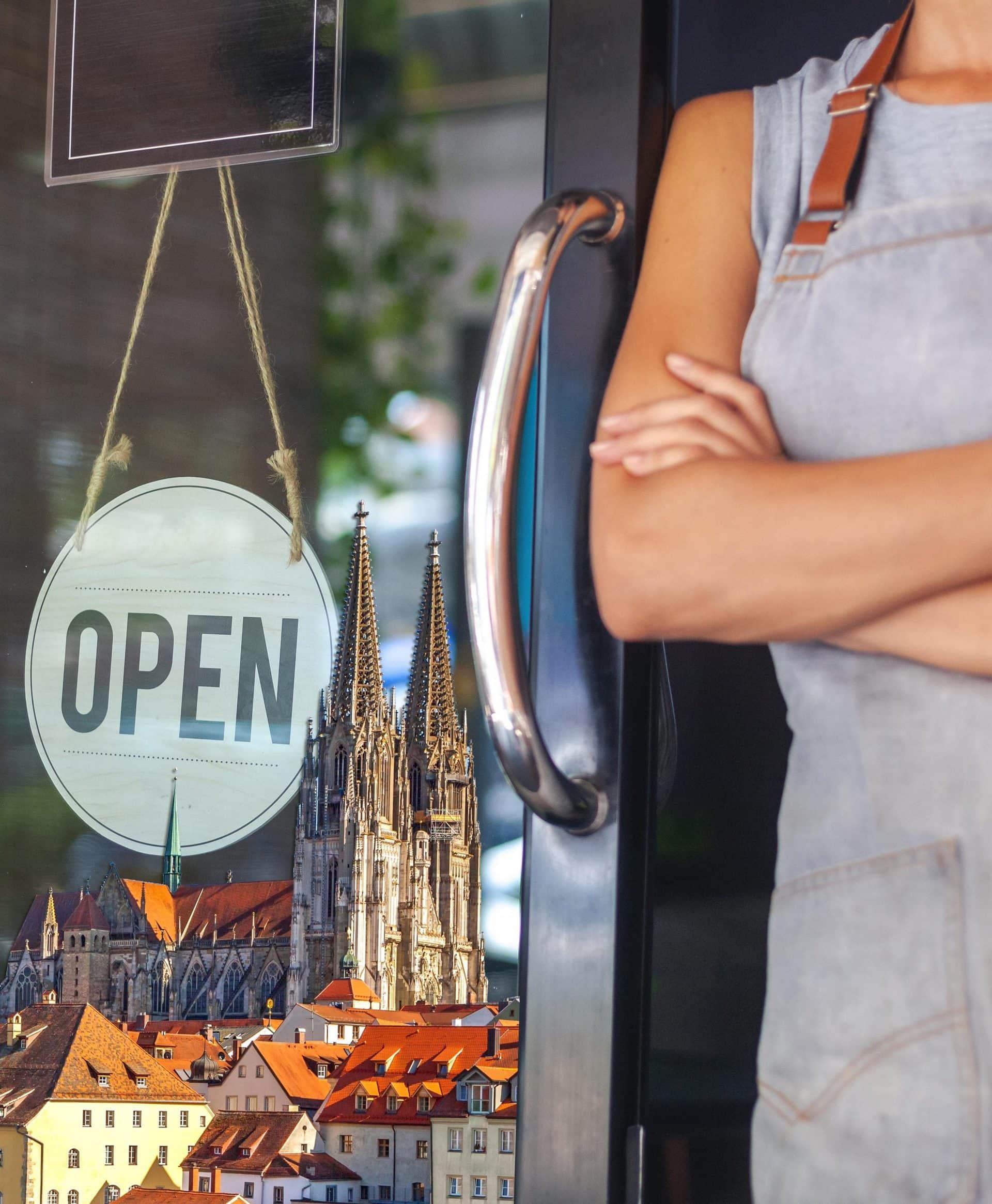 Wer hat denn hier noch offen? Neuer Service auf Blizz-Homepage: Branchenverzeichnis aktiver Betriebe