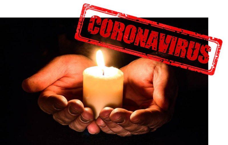 corona todesfall