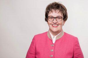 CSU - Bernadette Dechant (59) Angestellte im kirchlichen Dienst Foto: CSU