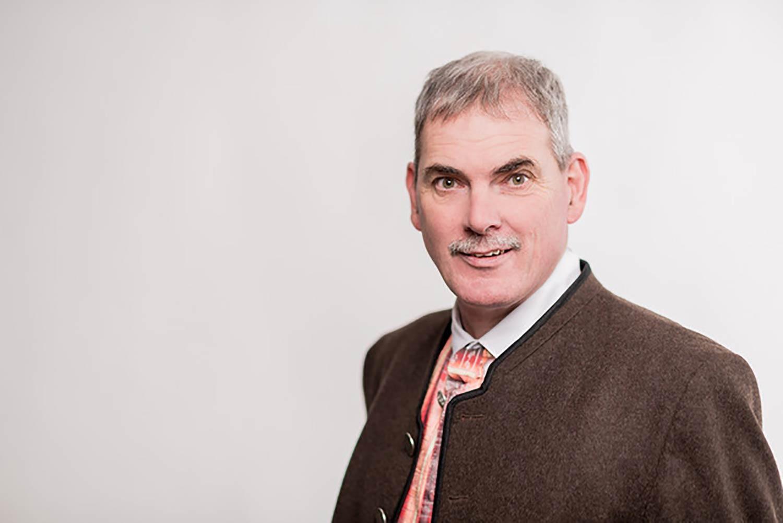 CSU - Erich Tahedl (60) Berufssoldat a.D. Foto: CSU