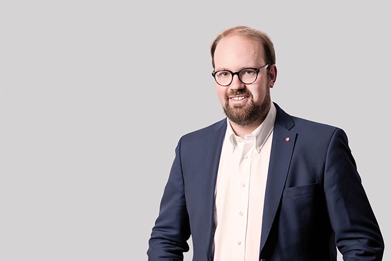 CSU - Michael Lehner (35) Versicherungskaufmann Foto: CSU